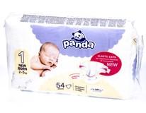 Panda Newborn Pleny dětské 1x54ks
