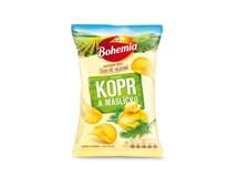 Bohemia Chips kopr+máslíčko 1x120g