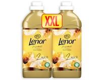 Lenor Gold Orchid Aviváž (72 praní) 2x1,08L