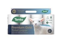 Tento Premium Gold Toaletní papír 4-vrstvý 1x8ks