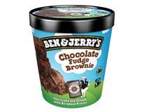 Ben & Jerry's Choco Fudge Brownie Zmrzlina mraž. 1x465ml