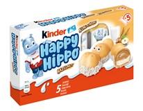 Kinder Happy Hippo hazelnut/lískový oříšek 1x103,5g