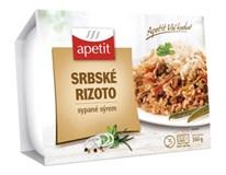 Apetit Rizoto srbské sypané sýrem chlaz. 1x480g