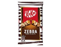 Kit Kat Zebra 4 Fingers Tyčinka 27x41,5g