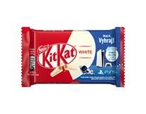 Kit Kat 4 Fingers Tyčinka bílá 24x41,5g