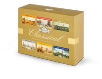 Ahmad Tea Classical Tea Collection Kolekce černých čajů 1x60ks