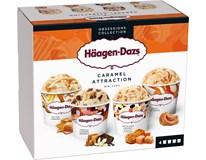 Häagen-Dazs Zmrzlina Caramel Attraction mraž. 4x95ml