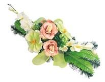 Dekorace květinová mix 1ks
