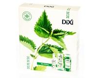 Dixi Kopřivová dárková sada (šampon 250ml+kondicionér 200ml+sprej 150ml) kazeta