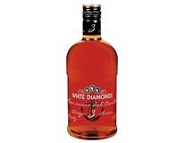 White Diamonds Rum 38% 8x700ml