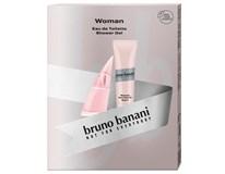 Bruno Banani Woman dárková sada (Eau de Toilette 30ml+sprch. gel 50ml)