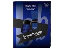Bruno Banani Magic Man dárková sada (Eau de Toilette 30ml+sprch. gel 50ml)