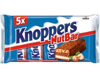 Knoppers Nutbar 5x40g