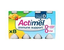 Actimel Multifruit jogurtové mléko chlaz. 8x100g