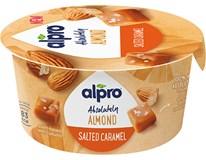 Alpro mandlová alternativa jogurtu slaný karamel chlaz. 1x120g