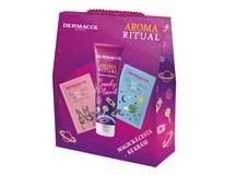Dermacol Aroma Ritual Candy Planet dárková sada (slup. maska+sprch. gel 250ml)