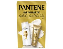 Pantene Intensive Repair dárková sada (šampon 400ml+balzám 200ml)