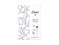 Dove Nourishing Beauty dárková sada (Deeply Nourishing sprch. gel 250ml+antipersp. sprej Original 150ml)