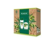 Palmolive Naturals Olive dárková sada (sprch. gel 250ml+tek. mýdlo na ruce 300ml)
