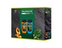 Palmolive Men dárková sada (sprch. gel citrus 250ml+sprch. sport 250ml)