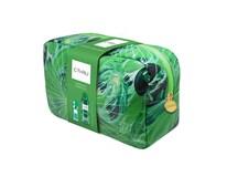 C-Thru Luminous Emerald dárková sada (toaletní voda 30ml+deo sprej 150ml) kosmetická taštička