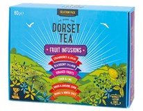 Dorset Tea Fruit Infusions Ochucené čaje (30 sáčků) 1x60g krabička