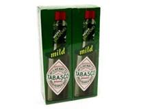 Tabasco zelený pepř omáčka 2x57ml