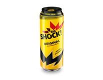 Big Shock! Original energetický nápoj 6x500ml plech