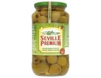 Seville Premium Olivy zelené královské bez pecky 1x935g