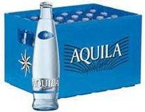 Aquila neperlivá voda 24x330ml vratná láhev
