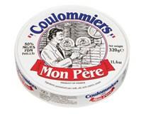 Coulommiers Mon Pére sýr plísňový chlaz. 1x320g