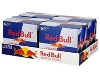 Red Bull energetický nápoj 4x6x250ml