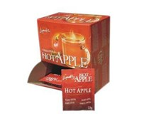 Lynch Hot Apple čaj instantní horké jablko 50x23g