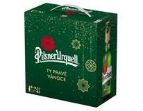 Pilsner Urquell pivo světlý ležák 8x500ml