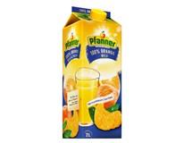 Pfanner Pomeranč s dužinou 100% džus 6x2L