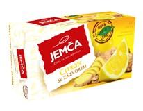 Jemča Čaj citron/zázvor 6x40g