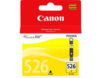 Cartridge Canon CLI-526 žlutá 1ks