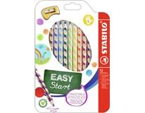 Pastelky pro leváky Stabilo Easy colors 12ks