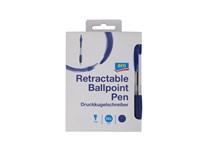 Kuličková tužka ARO 1mm modrá 50ks
