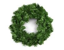 Věneček zelený 30cm 1ks