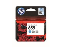 Cartridge HP 655 cyan 1ks