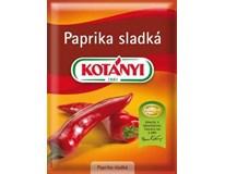 Kotányi Paprika sladká 5x25g