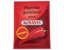Kotányi Paprika gulášová 5x25g