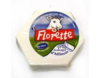 Florette sýr kozí s bílou plísní chlaz. 1x125g