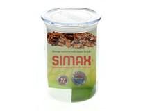 Zásobník na potraviny Simax skleněný 0,8L 1ks