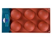 Forma silikonová Metro Professional na 6 polokoulí 1ks