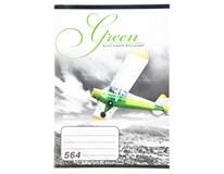 Sešit školní Notes 564 A5/60L linkovaný 1ks
