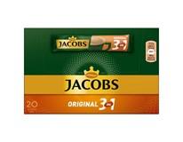 Jacobs Original 3v1 káva instantní (porce 20x15,2g) 1x304g