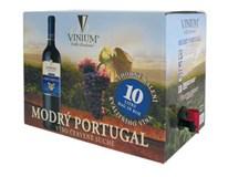 Vinium Velké Pavlovice Modrý Portugal 1x10L BiB