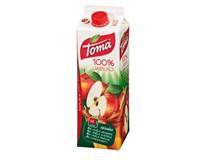 Toma Jablečná šťáva 100% 12x1L
